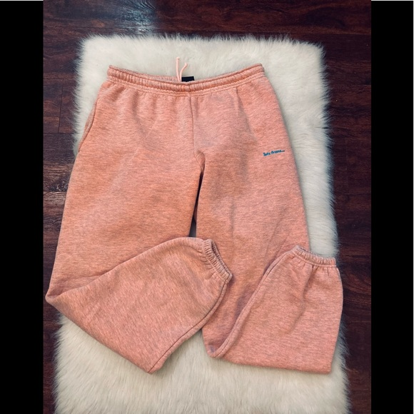 Gently worn iets frans joggers